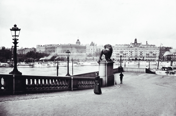 Stockholm strand